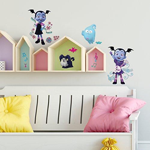 RoomMates Disney Vampirina Peel and Stick Wall Decals