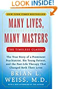 #8: Many Lives, Many Masters: The True Story of a Prominent Psychiatrist, His Young Patient, and the Past-Life Therapy That Changed Both Their Lives