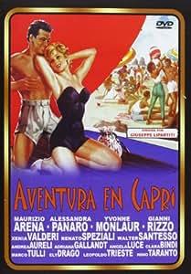 Aventura en Capri [DVD]