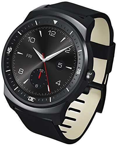 LG G Watch R - Smartwatch Android (pantalla 1.3