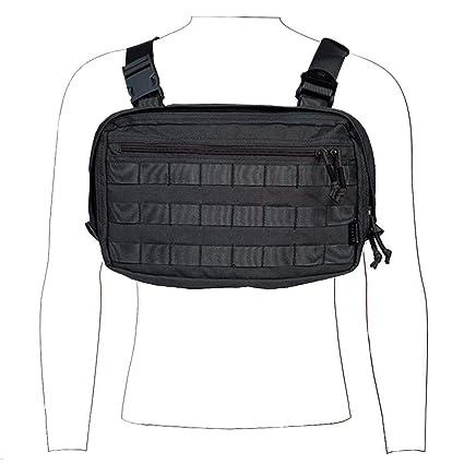 EMERSONGEAR Recon Kit Bag Lightweight Multi-functional Tool Pouch, Tactical  Combat Molle Vest Pouch Cordura Ballistic Nylon Plenty of Compartments EDC