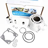 YZ 85 80 Cylinder Piston Kit Rings Gaskets Pin Top End Set for Yamaha