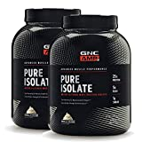 GNC AMP Pure Isolate - Vanilla Custard - Twin Pack