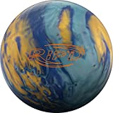Hammer RIP'D Pearl Bowling Ball Blue/Gold/Light Blue, 12