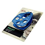 GM CLIMBING 32kN Mobile Rescue Pulley Blue