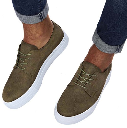 Sneaker LN153 NELSON LEIF Cachi uomo x847X