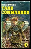 img - for Tank Commander (Puffin Books) book / textbook / text book
