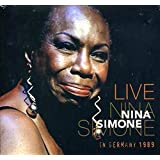 Nina Simone: Live in Germany 1989~ Cd [Import] Digipak Foldout | Simone, Nina
