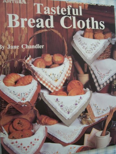 Tasteful Bread Cloths (A Leisure Arts Cross Stitch Pattern, Leaflet (Bread Cloth Cross Stitch Patterns)