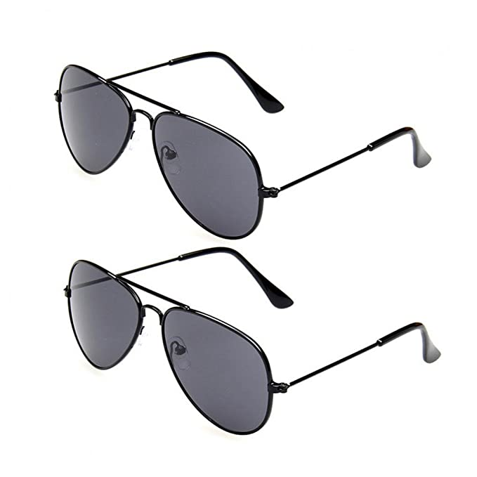 Amazon.com: WODISON - Gafas de sol clásicas para niños con ...