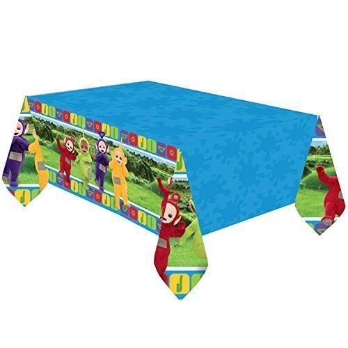 Teenage Mutant Ninja Turtles Green Plastic table cover 120 x 180cm 552468