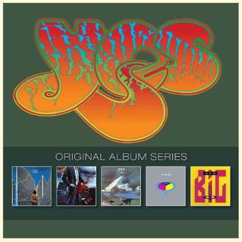 Original Album Series (Box Set Yes)