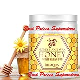 BIOAQUA Natural Honey & Milk Hand Wax Moisturizes Soft Skin 170g