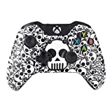LifeMods Xbox ONE Hydro Dipped Skull Controller