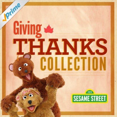 Amazon.com: Giving Thanks Collection: Sesame Street: MP3 ...
