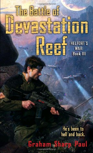 """Helfort's War Book 3 - The Battle of Devastation Reef"" av Graham Sharp Paul"