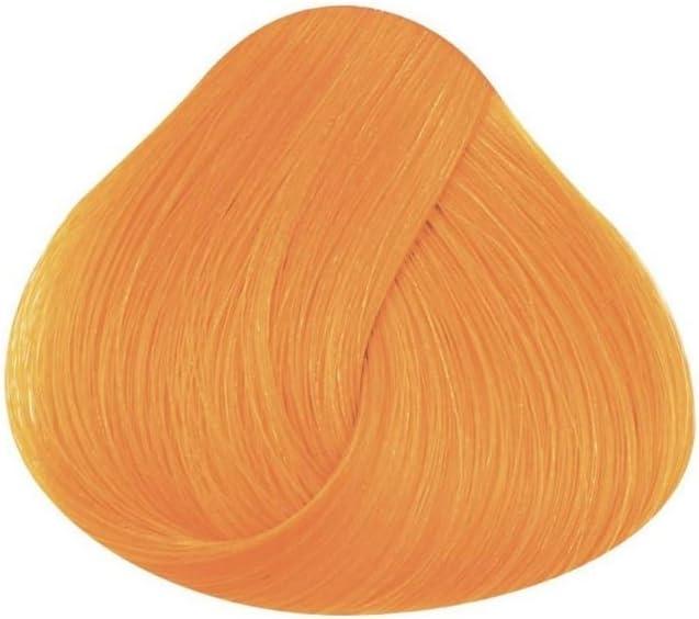Tinte naranja semipermanente vegano Apricot Directions