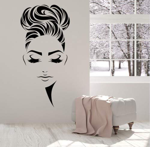 Sdefw Decorative Wall Sticking Overseas Trade Elegant Lady Portrait Exquisite Carving Home Art Decorative Wall Sticking