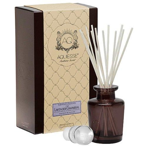 Aquiesse Reed Diffuser Gift Set, Lavender Chaparral