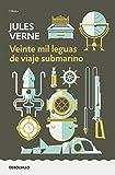 Image of Veinte mil leguas de viaje sub (Debolsillo Clasica) (Spanish Edition)