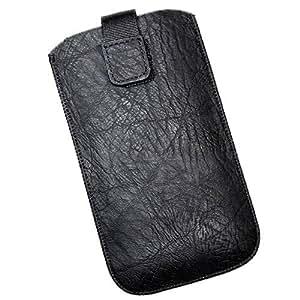 Duragadget-Funda de piel sintética envejecida para Huawei Ascend P7, tamaño mini, diseño de XXL