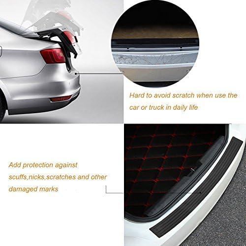 Adesivo per Auto Protezione Universale per Bordi Laterali della portiera dellAuto A MOGOI AntiGraffio 4 Pezzi SUV Pickup Camion