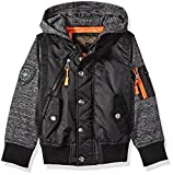 Urban Republic Boys' Ur Poly Twill Jacket