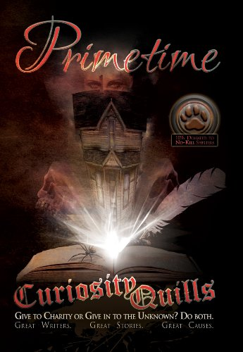 Curiosity Quills: Primetime (Charity Anthology)