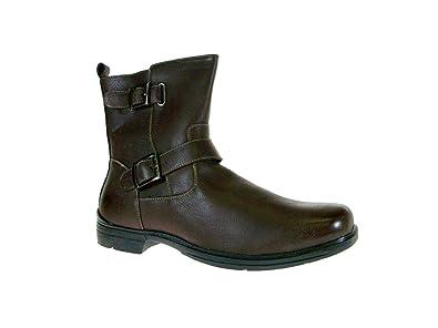 09fa387d7929e Polar Fox Men s 697-Brown Casual Round Toe Boots