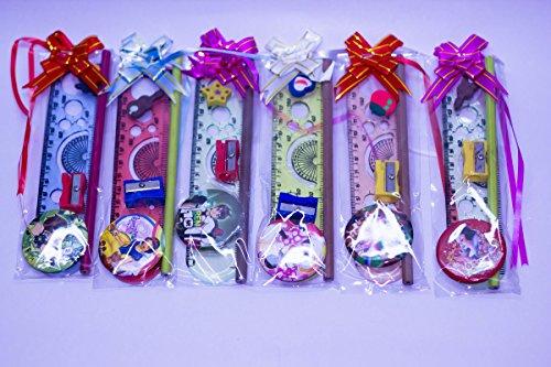 Shopkooky 5 In 1 Batch Gift Set Birthday Return Gifts Online Pack Of 06 Amazonin Toys