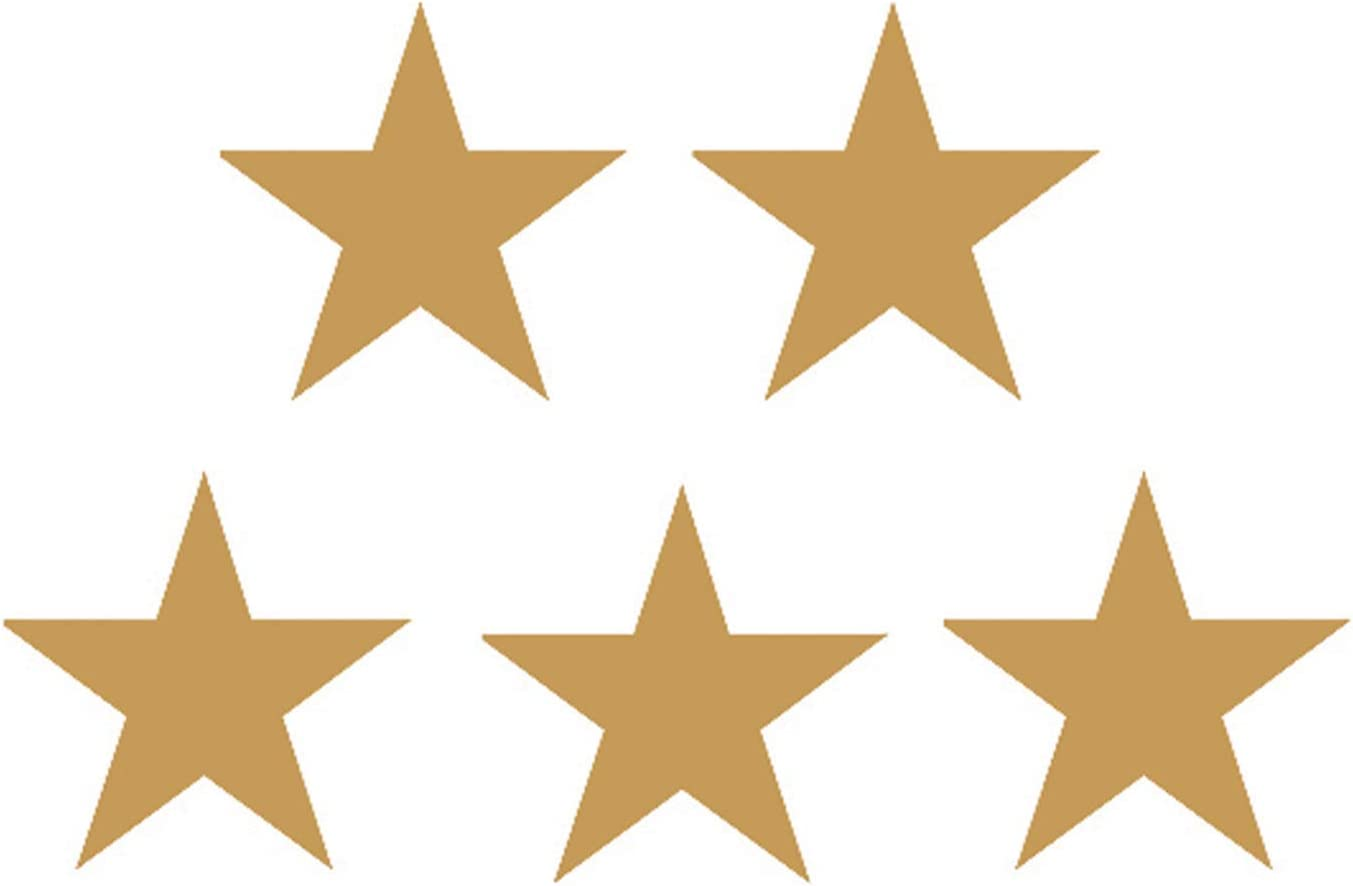 Amazon.com : Teacher Created Resources Gold Stars Foil Stickers (1276) :  Academic Awards And Incentives Supplies : Office Products