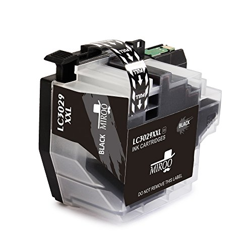MIROO LC3029 XXL Ink Cartridge 5 Pack Compatible for Brother MFC-J5830DW MFC-J6535DW MFC-J5930DW MFC-J6935DW MFC-J5830DWXL MFC-J6535DWXL Printer (2 Black 1 Cyan 1 Magenta 1 Yellow) Photo #3