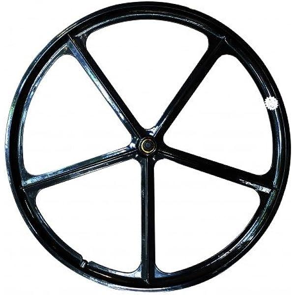 Mowheel Rueda de Bicicleta ALU-5 Delantera: Amazon.es: Deportes y ...