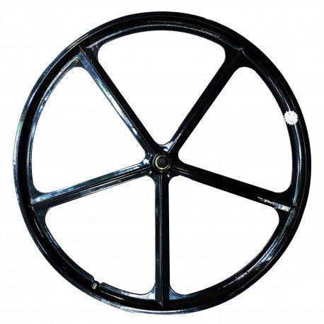 Rueda de bicicleta Mowheel ALU-5 delantera: Amazon.es: Deportes y ...