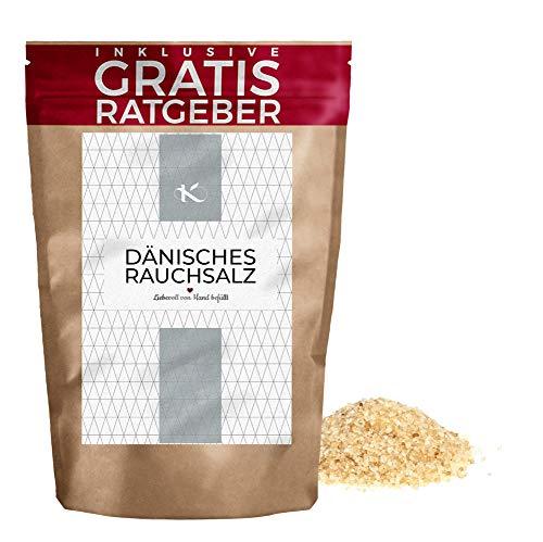 250 g de sal Danesa / Sal ahumada danesa   Vikinga o Dinamarca   En escamas