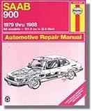 H84010 Haynes SAAB 900 1979-1988 Auto Repair Manual