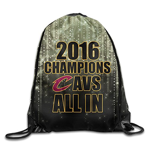 [YYHU 2016 All In Cav Sackpack Rucksack Shoulder Bags Sport Gym Bag - Great For Travel And Everyday] (Raptors Mascot Costume)
