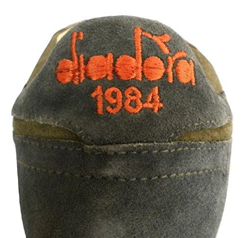 Nocciola 90 S Scarpe Heritage Verde Shoes Sneaker Diadora Trident Man Uomo qOTITtvw