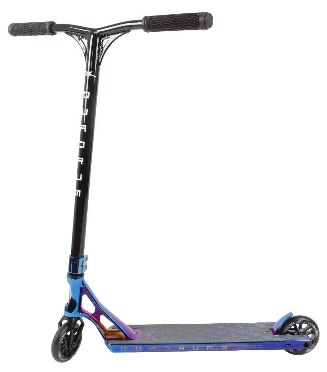 AO Quadrum 3 Complete Pro Scooter Burntpipe