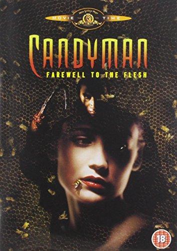 Candyman 2 - Farewell To The Flesh [DVD] (Dvd Movie Candyman)