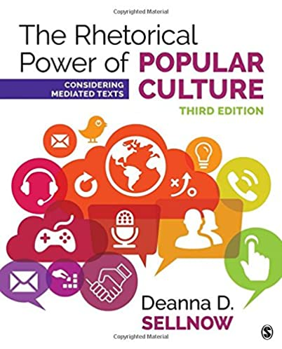 the rhetorical power of popular culture considering mediated texts rh amazon com Blank Answer Key chapter 27 section 3 guided reading popular culture answer key