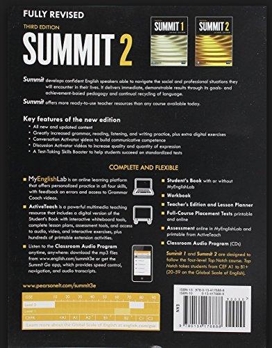 Summit 2 Teachers Book