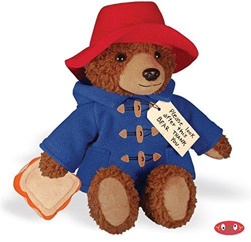 YOTTOY Big Screen Paddington Bear 12 in Soft Toy