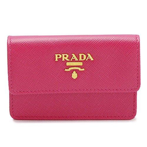 プラダ レザー カードケース 1M0881の商品画像