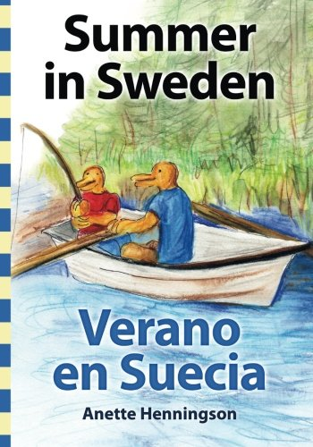 Download Summer in Sweden / Verano en Suecia pdf epub