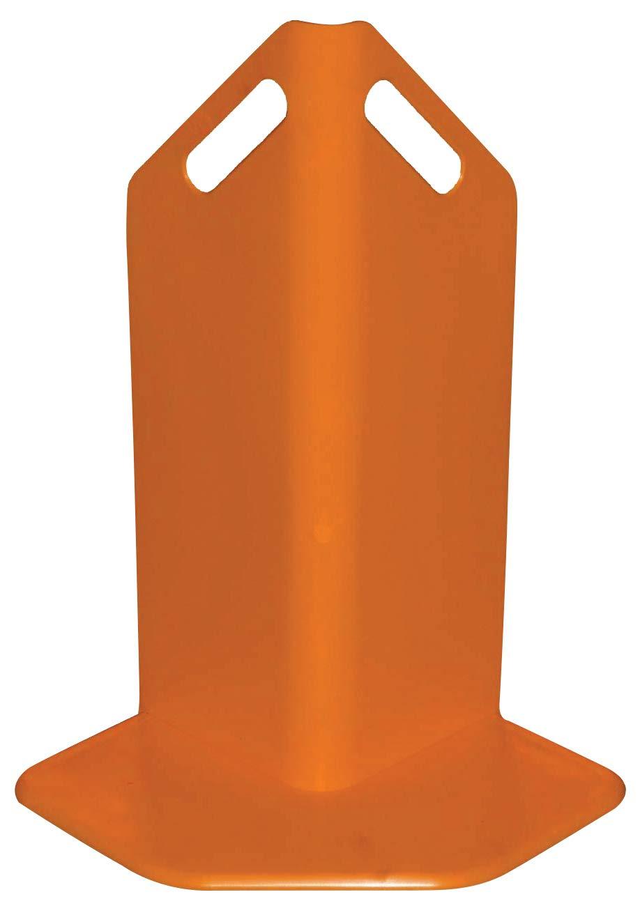 Groom Industries Corner Guard, Orange 10 Pack
