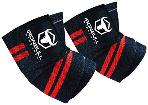 Iron Bull Strength Elbow Wraps product image