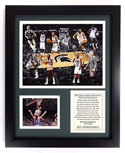 1979 Michigan State Spartans - 11x14 FRAMED 1979 2000 MICHIGAN STATE SPARTANS NATIONAL CHAMPIONS 8X10 PHOTO