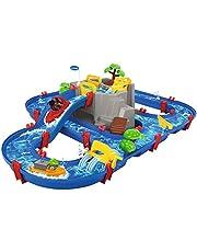 Aquaplay Bergse Waterglijbaan Set, Met Bergspeelgoed, 8700001642, Meerkleurig