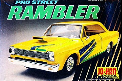 Jo-Han Pro Street Rambler 1:25th Scale Vintage Model Kit (Hobby Pro Model)
